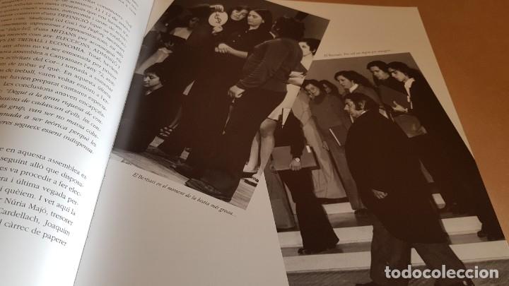 Catálogos de Música: COR MONTSERRAT / 1966-2006. 40 ANIVERSARI / LIBRO HISTÓRICO-MUSICAL. TERRASSA. - Foto 3 - 148780478