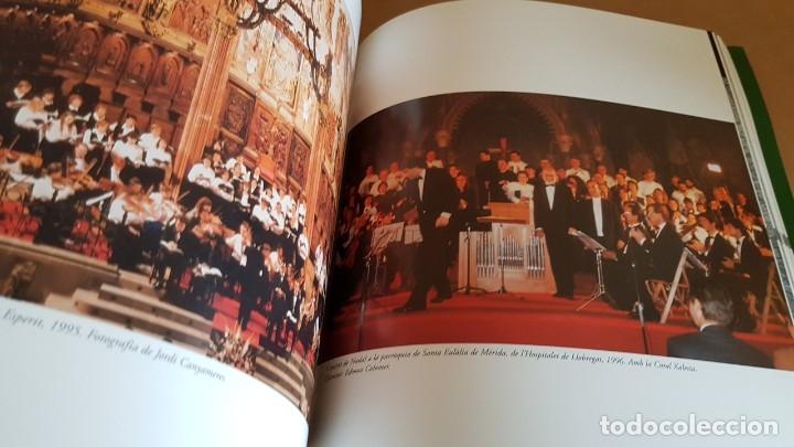 Catálogos de Música: COR MONTSERRAT / 1966-2006. 40 ANIVERSARI / LIBRO HISTÓRICO-MUSICAL. TERRASSA. - Foto 7 - 148780478