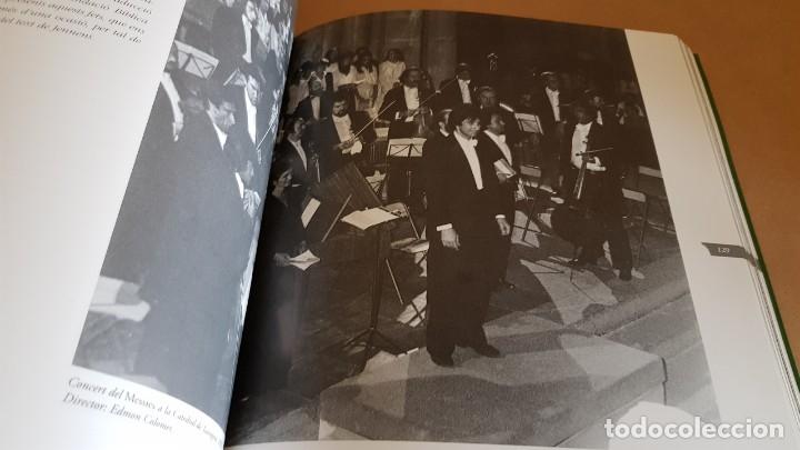 Catálogos de Música: COR MONTSERRAT / 1966-2006. 40 ANIVERSARI / LIBRO HISTÓRICO-MUSICAL. TERRASSA. - Foto 10 - 148780478