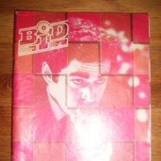 Catálogos de Música: BID : BOLETÍN INFORMATIVO DISCOPLAY. AÑO 6 ; Nº 59 ; ABRIL 1989. Lote 148984974