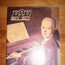 Catálogos de Música: BID : BOLETÍN INFORMATIVO DISCOPLAY. AÑO 6 ; Nº 67 ; DICIEMBRE 1989. Lote 148985010