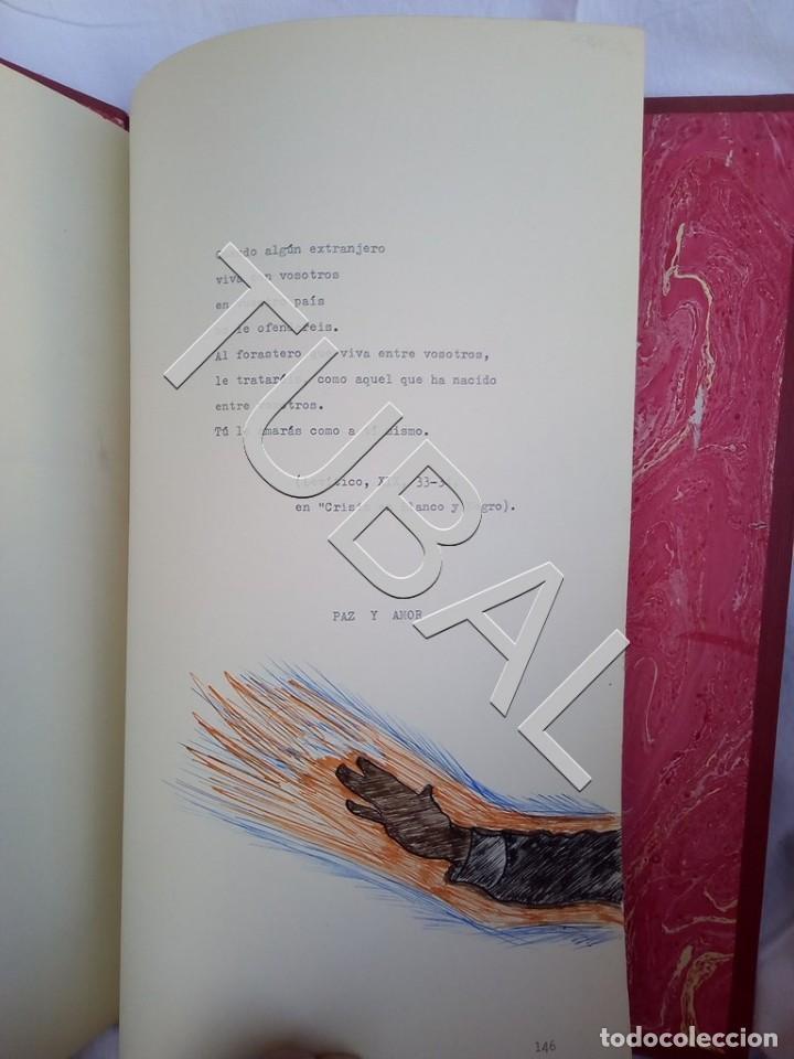 Catálogos de Música: TUBAL 1974 JAZZ MANUSCRITO BOB POR JORGE DE GISPERT 110 FOLIOS DIBUJOS MONTADOS ILUMINADOS A MANO G5 - Foto 24 - 150984542