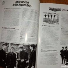 Catálogos de Música: TODO EL CINE DE LOS BEATLES REVISTA CON CARÁTULAS VSH. Lote 151173286