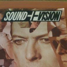 Catálogos de Música: DAVID BOWIE - TOUR SOUND & VISION. Lote 151179882