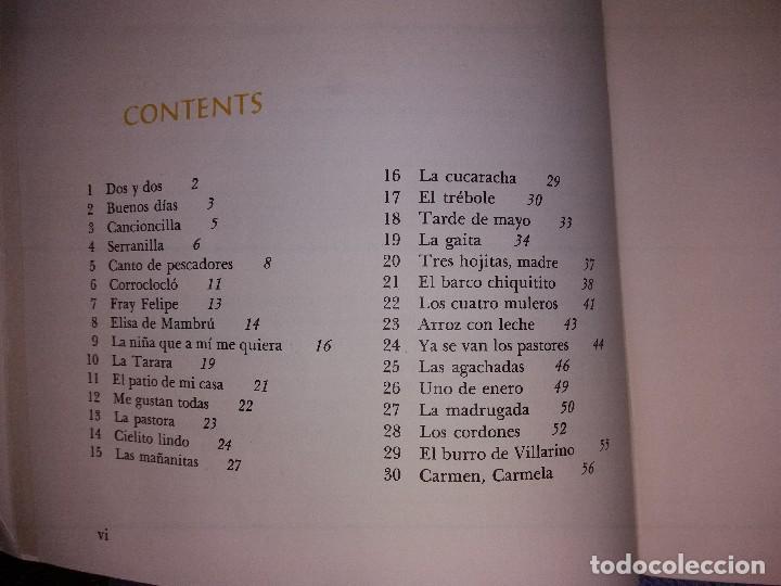 Catálogos de Música: ESCUCHAR Y CANTAR RAYMOND N.JACOVETTI. ÚNICO EN TODOCOLECCION - Foto 4 - 151532050
