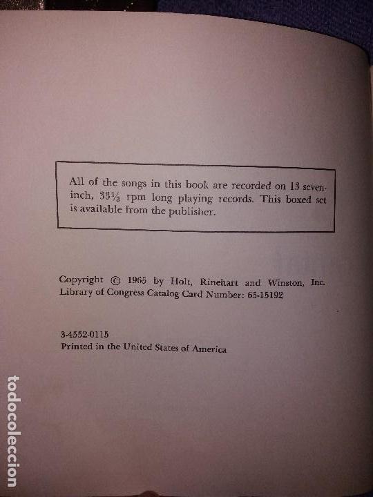Catálogos de Música: ESCUCHAR Y CANTAR RAYMOND N.JACOVETTI. ÚNICO EN TODOCOLECCION - Foto 6 - 151532050