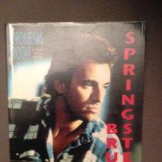 Catálogos de Música: BRUCE SPRINGSTEEN : PROMESAS ROTAS , DE IGNACIO JULIA, AÑO 1992, ACTUALIZADO HASTA LAS GIRAS DE 1993. Lote 151884862