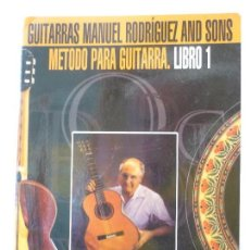 Catálogos de Música: METODO DE GUITARRA.. Lote 153147062