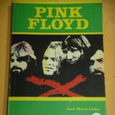 Catálogos de Música: PINK FLOYD, JEAN MARIE LEDUC, ED. JUCAR, AÑO 1975, ERCOM C8. Lote 153245082