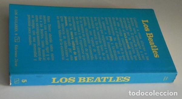 Catálogos de Música: LOS BEATLES LIBRO MUY B EST. ALAIN DISTER GRUPO BRITÁNICO DE MÚSICA ROCK FOTOS THE JOHN LENNON JÚCAR - Foto 6 - 154987462