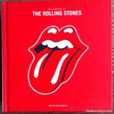 Catálogos de Música: ACCORDING TO THE ROLLING STONES - OSCAR MONDADORI 2006 EDICIÓN ITALIANA (EN ITALIANO). Lote 155131842