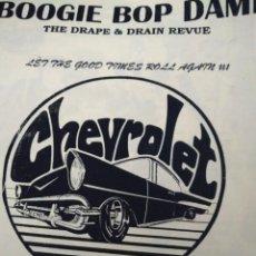 Catálogos de Música: FANZINE ROCKABILLY ESPECIAL CHEVROLET. Lote 155628022