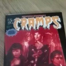 Catálogos de Música: THE CRAMPS IMAGENES DEL ROCK. Lote 155643350