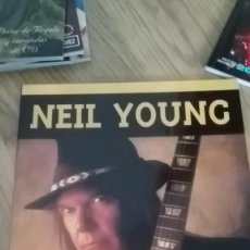 Catálogos de Música: NEIL YOUNG IMAGENES DEL ROCK. Lote 155643746
