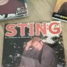Catálogos de Música: STING THE POLICE. Lote 155643946