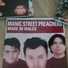 Catálogos de Música: MANIC STREET PREACHERS. Lote 155644306