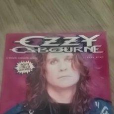 Catálogos de Música: OZZY OSBOURNE. Lote 155645054