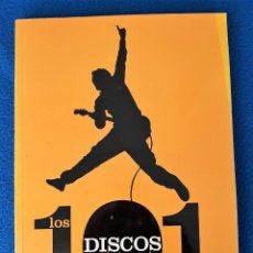 Catálogos de Música: LOS 101 DISCOS QUE DEBERÍAS ESCUCHAR. Lote 155660706