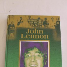 Catálogos de Música: BEATLES LIBRO BIOGRAFIA JOHN LENNON EDICIONES RUEDA . Lote 156467670
