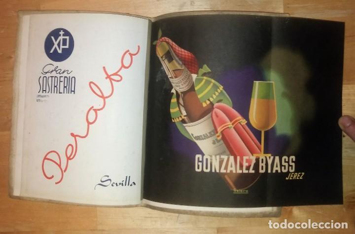 Catálogos de Música: 1944 Temporada de Opera. Sevilla. Publicidad de licores. Gonzales Byass Jerez (ver fotos) - Foto 3 - 157967718