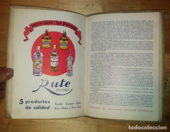 Catálogos de Música: 1944 Temporada de Opera. Sevilla. Publicidad de licores. Gonzales Byass Jerez (ver fotos) - Foto 7 - 157967718