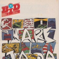 Catálogos de Música: BID : BOLETÍN INFORMATIVO DISCOPLAY - AÑO 5 - Nº 52 - AGOSTO 1988. Lote 158317642