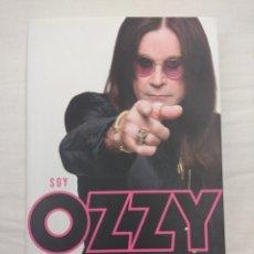 Catalogues de Musique: LIBRO/SOY OZZY/LAS MEMORIAS DE OZZY OSBOURNE.. Lote 160134818
