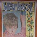 Catálogos de Música: CANCIONERO MARISOL. Nº 165. AÑO 1966. EDICIONES BISTAGNE. LETRAS DE CANCIONES EN INTERIOR.. Lote 161060446