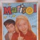 Catálogos de Música: CANCIONERO MARISOL. AÑO 1961. EDICIONES BISTAGNE. LETRAS DE CANCIONES EN INTERIOR.. Lote 161065990