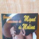 Catálogos de Música: GRANDES CREACIONES DE MIGUEL DE MOLINA.EDICIONES QUIROGA.. Lote 161319884