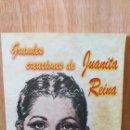 Catálogos de Música: GRANDES CREACIONES DE JUANITA REINA.1.PARTITURAS Y LETRAS.. Lote 161332229