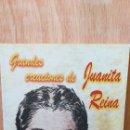 Catálogos de Música: GRANDES CREACIONES DE JUANITA REINA. 2.ED.QUIROGA.LETRAS Y PARTITURAS.. Lote 161333154