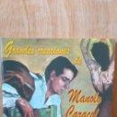 Catálogos de Música: GRANDES CREACIONES DE MANOLO CARACOL.EDICIONES QUIROGA.LETRAS Y PARTITURAS.. Lote 161335917