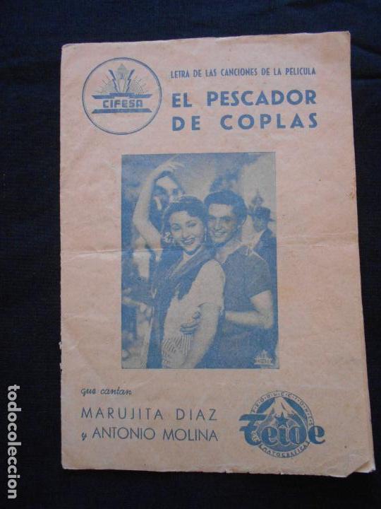 Catálogos de Música: LOTE CANCIONEROS LOS DE LA FOTO - Foto 6 - 163722946
