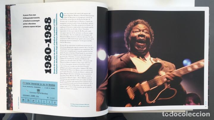 Catálogos de Música: Libro Festival Jazz Barcelona 40 años - Foto 2 - 163818510