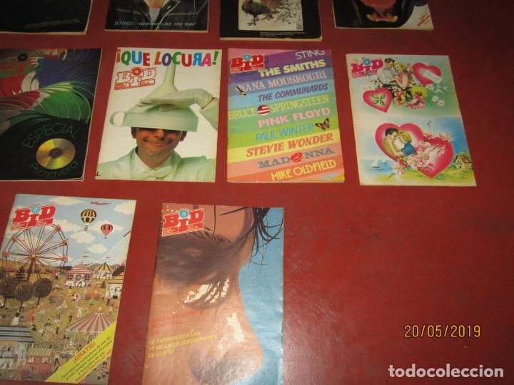Catálogos de Música: Antiguo Lote de 25 BID Boletín Informativo DISCOPLAY Años 1986-1989 - Foto 6 - 165249262