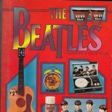 Catálogos de Música: THE BEATLES - CATALOGO DE PRECIOS DEL MERCHANDISING ORIGINAL - 142 PAGINAS MAS DE 350 FOTOGRAFIAS #. Lote 165615630