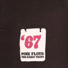 Catálogos de Música: LIBRO PARTITURA PINK FLOYD EARLY YEARS 67 FOTOS . Lote 168780348