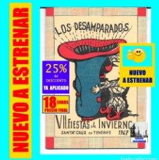 Catálogos de Música: VII FIESTAS DE INVIERNO - CARNAVAL SANTA CRUZ DE TENERIFE 1967 - MURGA LOS DESAMPARADOS - NUEVO. Lote 168979064