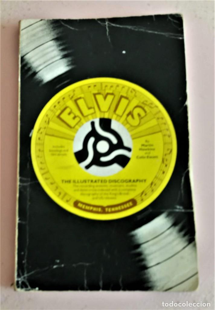 CATALOGO DISCOGRAFÍA / FILMOGRAFÍA ELVIS PRESLEY (Música - Catálogos de Música, Libros y Cancioneros)