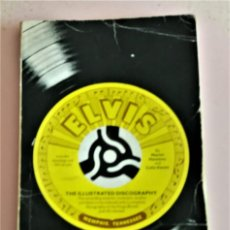 Catálogos de Música: CATALOGO DISCOGRAFÍA / FILMOGRAFÍA ELVIS PRESLEY. Lote 170057664