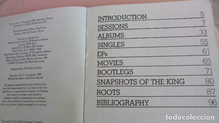 Catálogos de Música: CATALOGO DISCOGRAFÍA / FILMOGRAFÍA ELVIS PRESLEY - Foto 5 - 170057664