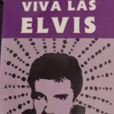 Catálogos de Música: VIVA LAS ELVIS - LIBRO DE BOLSILLO. Lote 170059512