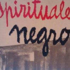 Catálogos de Música: ESPIRITUALES NEGROS (HOGAR DEL LIBRO). Lote 170446840
