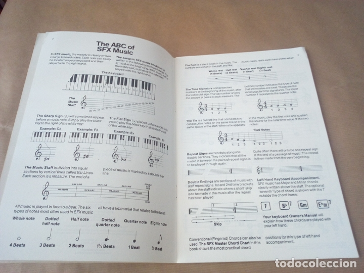 Catálogos de Música: SONGBOOK-SFX-15 STEVIE WONDER-FOR PIANO/ORGANS ,KEYBOARDS GUITAR AND VOCAL-1984-INGLES- - Foto 4 - 170493816