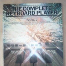 Catálogos de Música: SONGBOOK-THE COMPLETE KEYBOARD PLAYER BOOK 2-1984-INGLES-. Lote 170494816