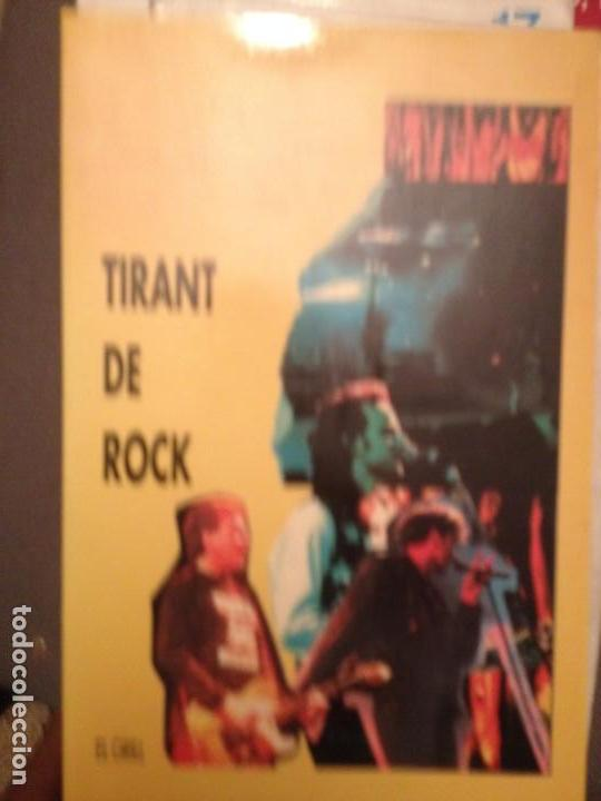 TIRANT DE ROCK: EL GRILL ANY 1992 SAU,SOPA DE CABRA,LAX'N'BUSTO,SANGTRAIT,PETS,ROCK CATALA (Música - Catálogos de Música, Libros y Cancioneros)