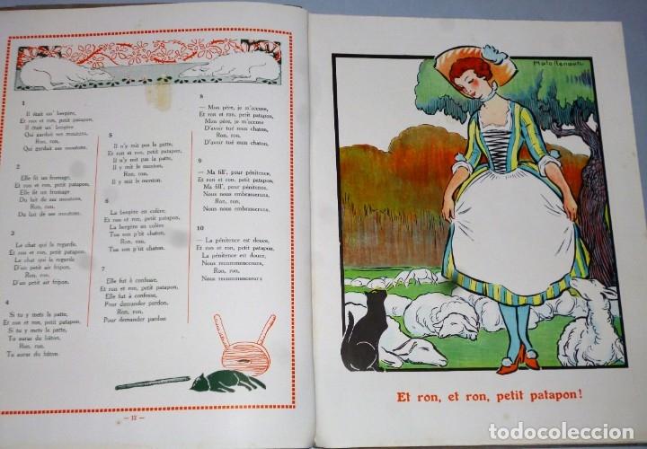 Catálogos de Música: CHANSONS DE FRANCE, CHOISIES & ACCOMPAGNÉES D´IMAGES - Foto 3 - 172251819