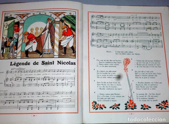 Catálogos de Música: CHANSONS DE FRANCE, CHOISIES & ACCOMPAGNÉES D´IMAGES - Foto 6 - 172251819
