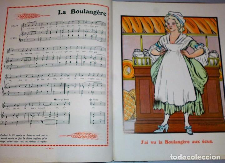 Catálogos de Música: CHANSONS DE FRANCE, CHOISIES & ACCOMPAGNÉES D´IMAGES - Foto 7 - 172251819